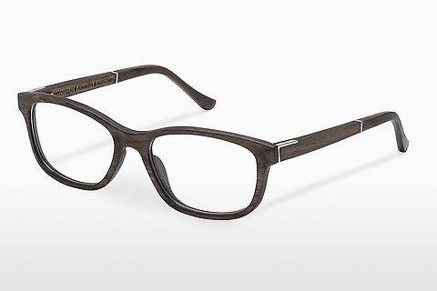 Ochelari de design Wood Fellas Amalien (10919 black oak)
