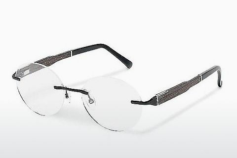 Ochelari de design Wood Fellas Thalkirchen II (10924 ebony)