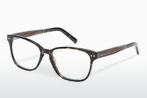 Ochelari de design Wood Fellas Bogenhausen (10930 ebony/havana)