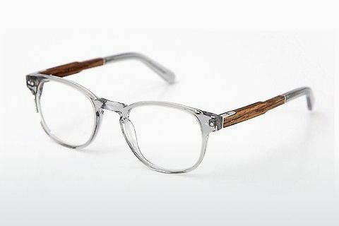Ochelari de design Wood Fellas Bogenhausen Premium (10936 walnut/grey)