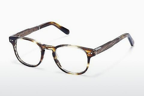 Ochelari de design Wood Fellas Bogenhausen Premium (10936 walnut/havana)
