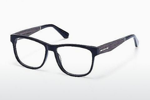 Ochelari de design Wood Fellas Wildenau (10939 black oak)