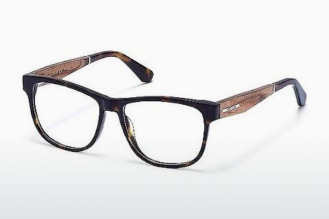 Ochelari de design Wood Fellas Wildenau (10939 zebrano)