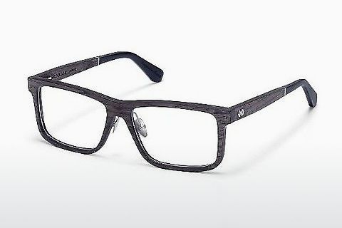 Ochelari de design Wood Fellas Eisenberg (10943 black oak)