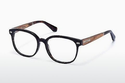 Ochelari de design Wood Fellas Rosenberg (10945 zebrano)