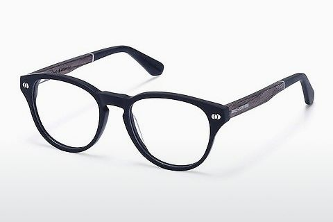 Ochelari de design Wood Fellas Wildenstein (10947 black oak)