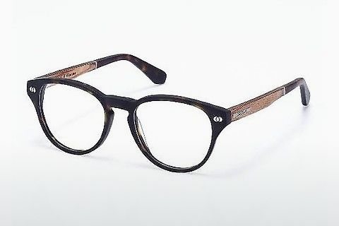 Ochelari de design Wood Fellas Wildenstein (10947 zebrano)