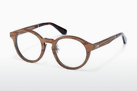 Ochelari de design Wood Fellas Reichenstein (10948 zebrano)