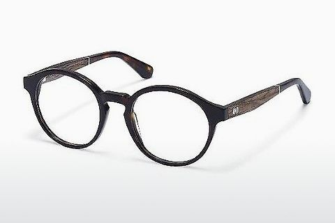 Ochelari de design Wood Fellas Werdenfels (10951 walnut)