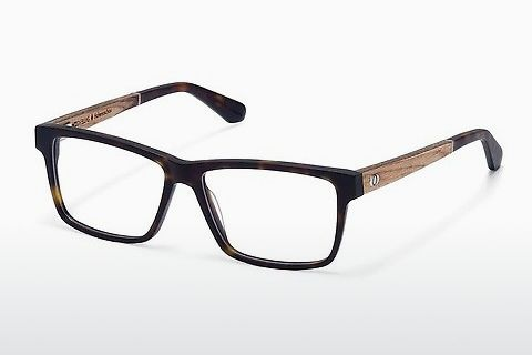Ochelari de design Wood Fellas Hohenaschau (10952 zebrano)