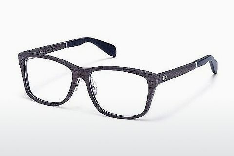 Ochelari de design Wood Fellas Schwarzenberg (10954 black oak)