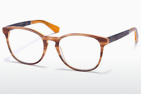 Ochelari de design Wood Fellas Greifenberg (10964 black oak)