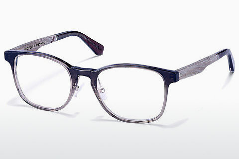 Ochelari de design Wood Fellas Friedenfels (10975 chalk oak)