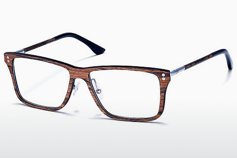 Ochelari de design Wood Fellas Kipfenberg (10989 walnut)