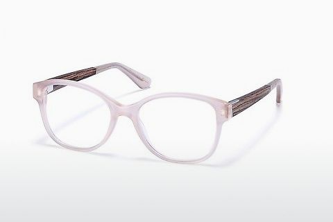 Ochelari de design Wood Fellas Rosenberg Premium (10993 walnut/gold)