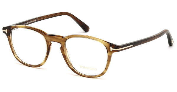 Tom Ford   FT5389 048 braun dunkel glanz