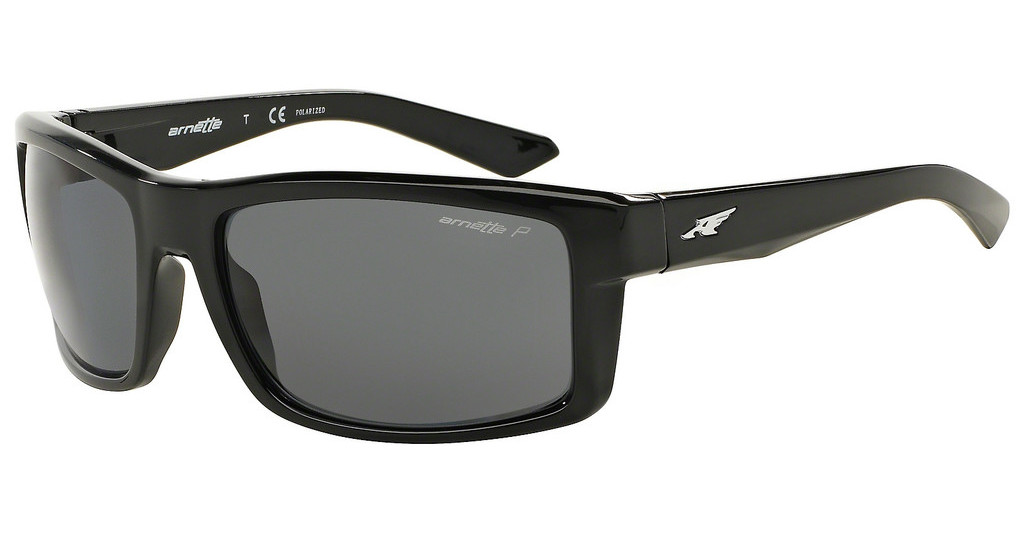 Arnette   AN4216 41/81 DARK GRAY POLARGLOSS BLACK