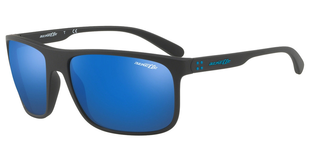 Arnette   AN4244 01/55 BLUE MIRROR BLUEMATTE BLACK