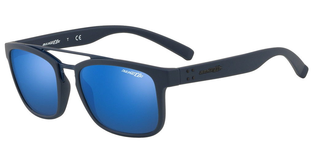 Arnette   AN4248 215355 BLUE MIRROR BLUEBLUE RUBBER