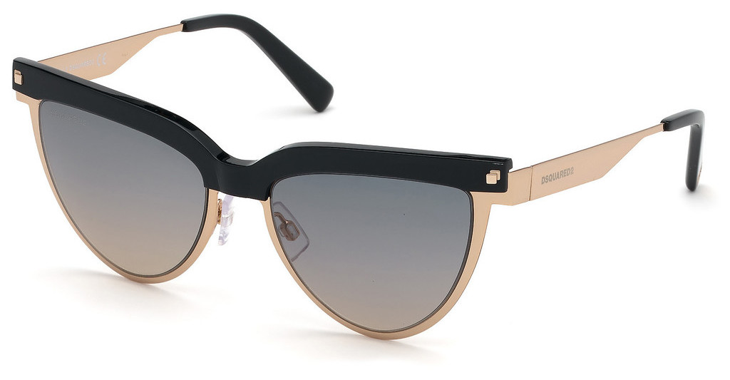 Dsquared   DQ0302 28B gradient smokerosé