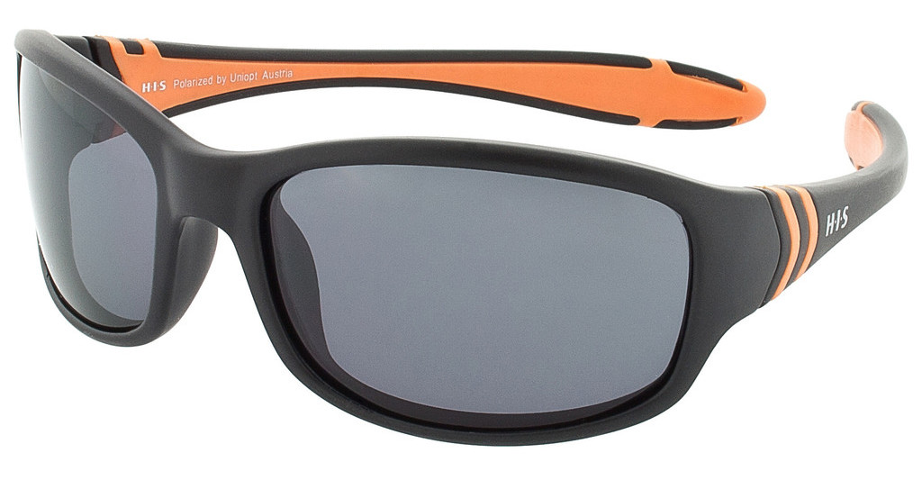 HIS Eyewear   HP50102 3 greyblack-orange rubber