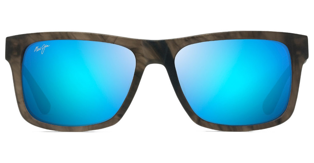 Maui Jim   Chee Hoo! B765-14B Blue HawaiiStormy Grey