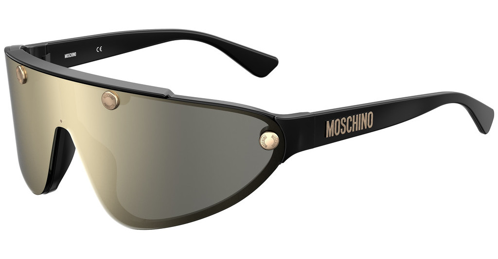 Moschino   MOS061/S J5G/UE GREY IVORY SPGOLD