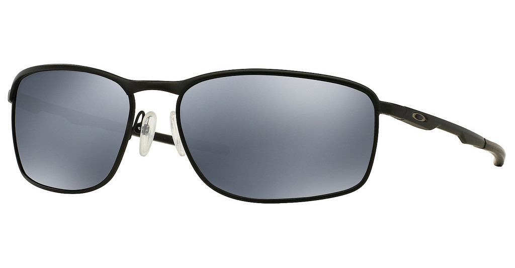 Oakley   OO4107 410702 BLACK IRIDIUM POLARIZEDMATTE BLACK