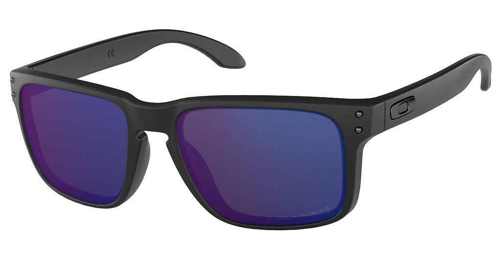Oakley   OO9102 910252 ICE IRIDIUM POLARIZEDMATTE BLACK