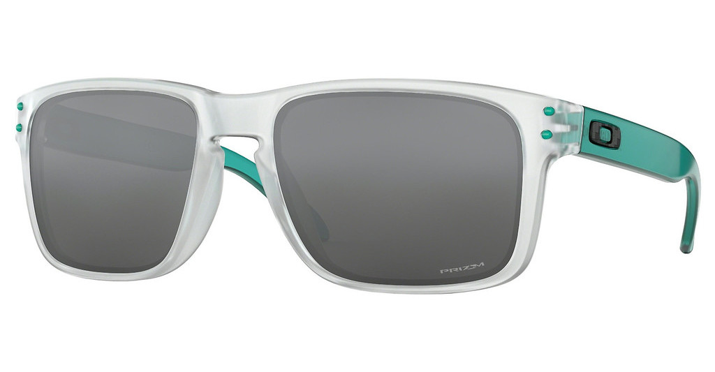 Oakley   OO9102 9102H6 PRIZM BLACKCRYSTAL CLEAR