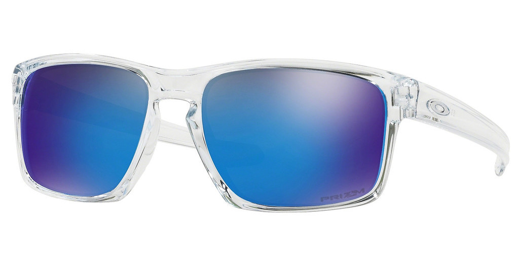 Oakley   OO9262 926247 PRIZM SAPPHIREPOLISHED CLEAR