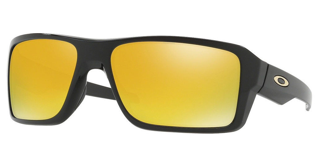 Oakley   OO9380 938002 24K IRIDIUMPOLISHED BLACK