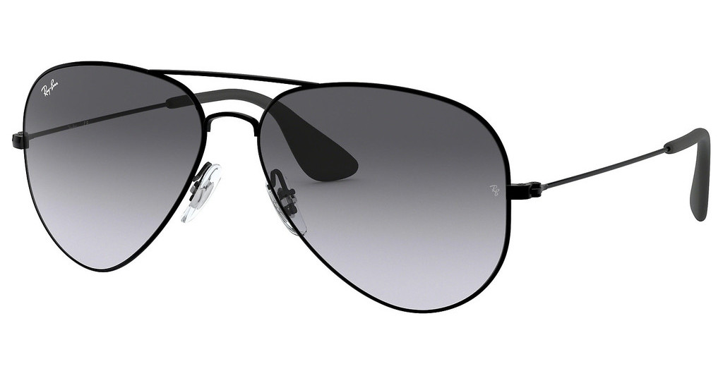 Ray-Ban   RB3558 002/8G GRAY GRADIENTBLACK