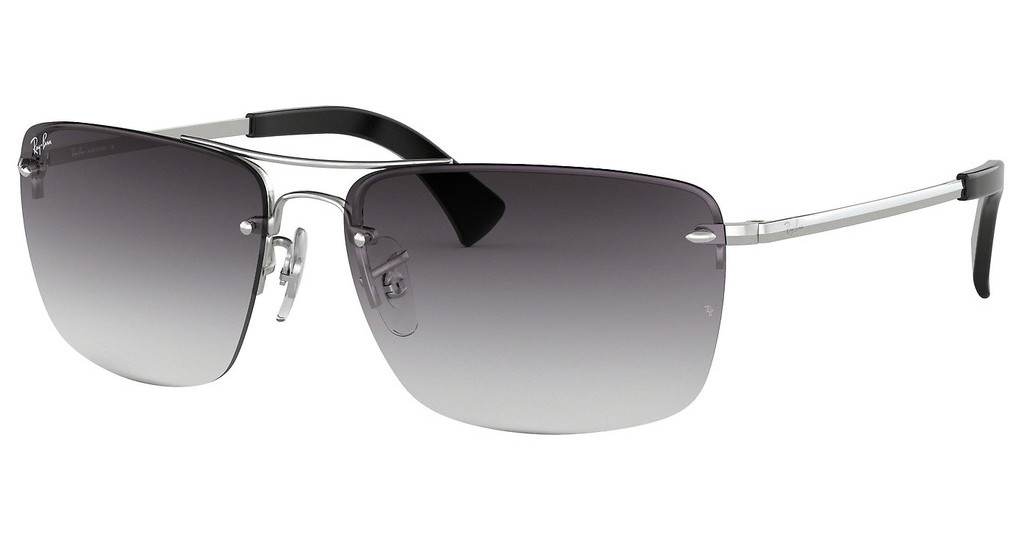 Ray-Ban   RB3607 003/8G GREY GRADIENT DARK BLUESILVER