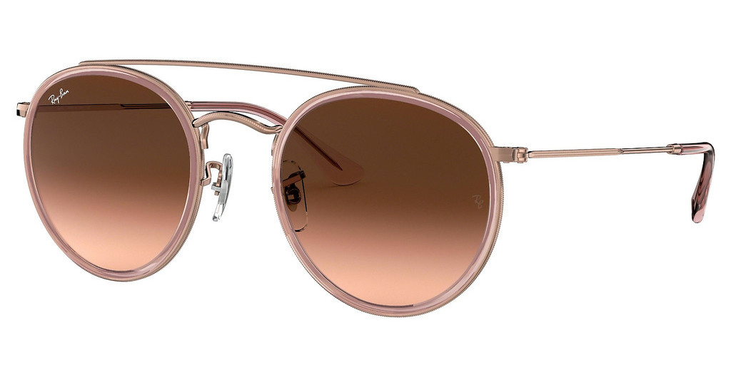 Ray-Ban   RB3647N 9069A5 PINK GRADIENT BROWNPINK