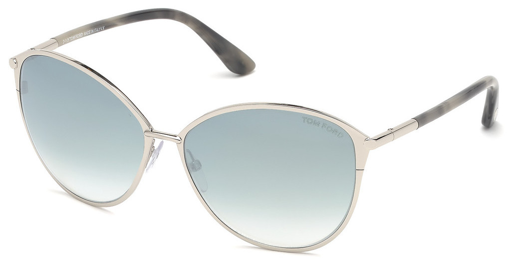 Tom Ford   FT0320 16W blau verlaufendpalladium glanz