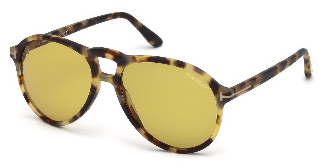Tom Ford   FT0645 56E braunhavanna