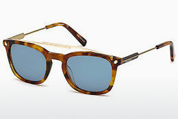 Ochelari oftalmologici Dsquared DQ0272 53V - Havana, Yellow, Blond, Brown