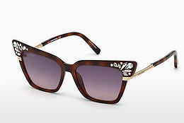 Ochelari oftalmologici Dsquared DQ0293 53B - Havana, Yellow, Blond, Brown