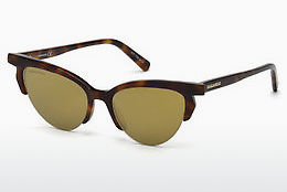 Ochelari oftalmologici Dsquared DQ0298 53G - Havana, Yellow, Blond, Brown