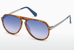 Ochelari oftalmologici Guess GU6941 53W - Havana, Yellow, Blond, Brown