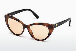 Ochelari oftalmologici Guess GU7565 53S - Havana, Yellow, Blond, Brown