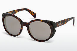Ochelari oftalmologici Just Cavalli JC756S 53C - Havana, Yellow, Blond, Brown