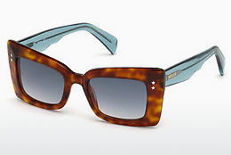 Ochelari oftalmologici Just Cavalli JC819S 53W - Havana, Yellow, Blond, Brown