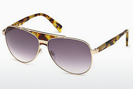 Ochelari oftalmologici Just Cavalli JC827S 53T - Havana, Yellow, Blond, Brown