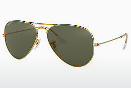Ochelari oftalmologici Ray-Ban AVIATOR LARGE METAL (RB3025 001/58)