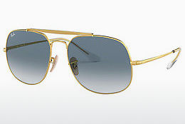 Ochelari oftalmologici Ray-Ban The General (RB3561 001/3F) - Auriu