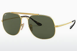 Ochelari oftalmologici Ray-Ban The General (RB3561 001) - Auriu