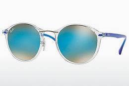 Ochelari oftalmologici Ray-Ban Round Ii Light Ray (RB4242 6289B7) - Transparent