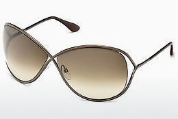 Ochelari oftalmologici Tom Ford Miranda (FT0130 36F) - Maro, Dark, Shiny